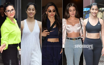 STUNNER OR BUMMER: Sunny Leone, Janhvi Kapoor, Deepika Padukone, Nidhhi Agerwal Or Pooja Hegde?