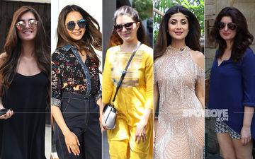 STUNNER OR BUMMER: Tara Sutaria, Rakul Preet Singh, Jacqueline Fernandez, Shilpa Shetty Or Twinkle Khanna?