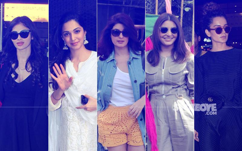 STUNNER OR BUMMER: Mouni Roy, Kiara Advani, Twinkle Khanna, Anushka Sharma Or Kangana Ranaut?