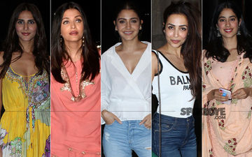 STUNNER OR BUMMER: Vaani Kapoor, Aishwarya Rai Bachchan, Anushka Sharma, Malaika Arora Or Janhvi Kapoor?