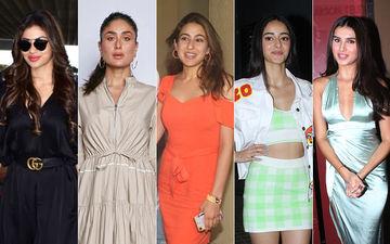 झकास या बकवास: मौनी रॉय, करीना कपूर खान, सारा अली खान, अनन्या पांडे या तारा सुतारिया?