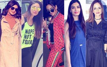 STUNNER OR BUMMER: Priyanka Chopra, Kareena Kapoor, Sussanne Khan,  Diana Penty Or Sonakshi Sinha?