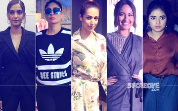 STUNNER OR BUMMER: Sonam Kapoor, Kareena Kapoor, Malaika Arora, Sonakshi Sinha Or Zaira Wasim?