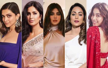 Scorchers Of The Week: Deepika Padukone, Hina Khan, Priyanka Chopra, Janhvi Kapoor And Katrina Kaif