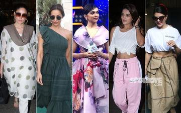 STUNNER OR BUMMER: Kareena Kapoor Khan, Malaika Arora, Deepika Padukone, Nidhhi Agerwal Or Jacqueline Fernandez?