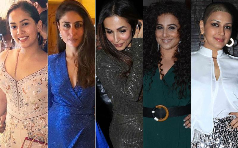 STUNNER OR BUMMER: Mira Rajput, Kareena Kapoor Khan, Malaika Arora, Vidya Balan Or Sonali Bendre?