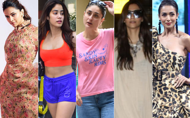 STUNNER OR BUMMER: Deepika Padukone, Janhvi Kapoor, Kareena Kapoor Khan, Sonam Kapoor Or Malaika Arora?