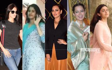 STUNNER OR BUMMER: Vaani Kapoor, Janhvi Kapoor, Sonakshi Sinha, Kangana Ranaut Or Alia Bhatt?