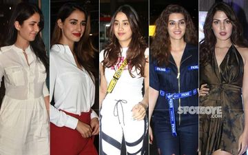 STUNNER OR BUMMER: Katrina Kaif, Disha Patani, Jahnvi Kapoor, Kriti Sanon Or Rhea Chakraborty?