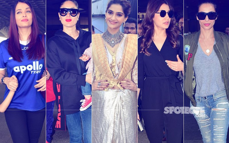 STUNNER OR BUMMER: Aishwarya Rai Bachchan, Kareena Kapoor, Sonam Kapoor, Anushka Sharma, Or Malaika Arora?