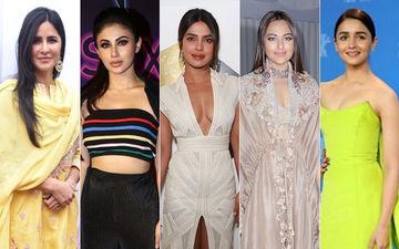STUNNER OR BUMMER: Katrina Kaif, Mouni Roy, Priyanka Chopra, Sonakshi Sinha Or Alia Bhatt?
