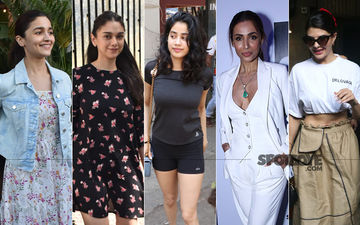 STUNNER OR BUMMER: Alia Bhatt, Aditi Rao Hydari, Janhvi Kapoor, Malaika Arora Or Jacqueline Fernandez?