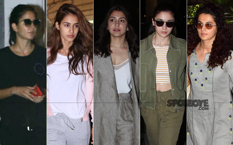 STUNNER OR BUMMER: Katrina Kaif, Disha Patani, Anushka Sharma, Taapsee Pannu Or Alia Bhatt?