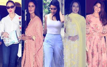 STUNNER OR BUMMER: Kareena Kapoor, Katrina Kaif, Shraddha Kapoor, Sonakshi Sinha Or Jacqueline Fernandez?