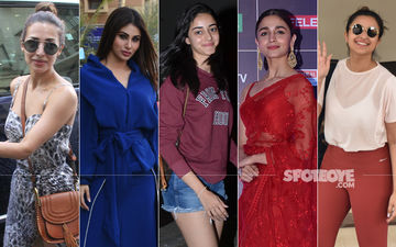 STUNNER OR BUMMER: Malaika Arora, Mouni Roy, Ananya Panday, Alia Bhatt Or Parineeti Chopra?