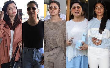 STUNNER OR BUMMER: Aishwarya Rai Bachchan, Deepika Padukone, Anushka Sharma, Sonali Bendre Or Pooja Hegde?