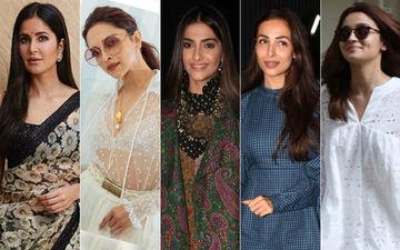 STUNNER OR BUMMER: Katrina Kaif, Deepika Padukone, Sonam Kapoor, Malaika Arora Or Alia Bhatt?