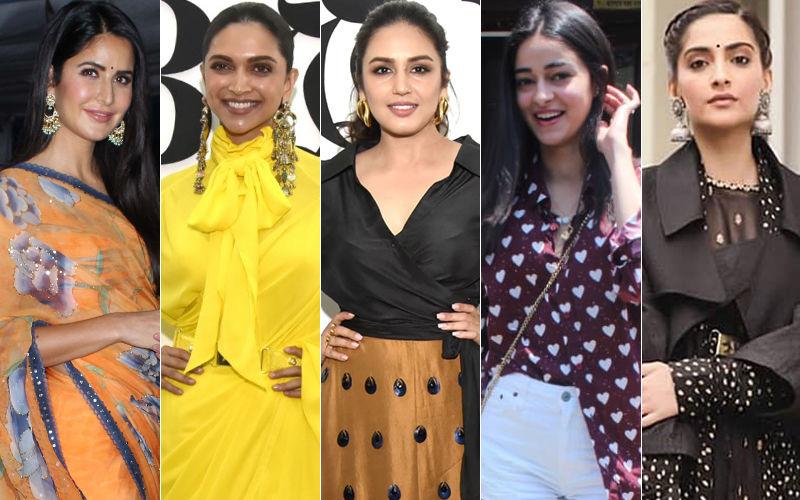 STUNNER OR BUMMER: Katrina Kaif, Deepika Padukone, Huma Qureshi, Ananya Panday Or Sonam Kapoor?