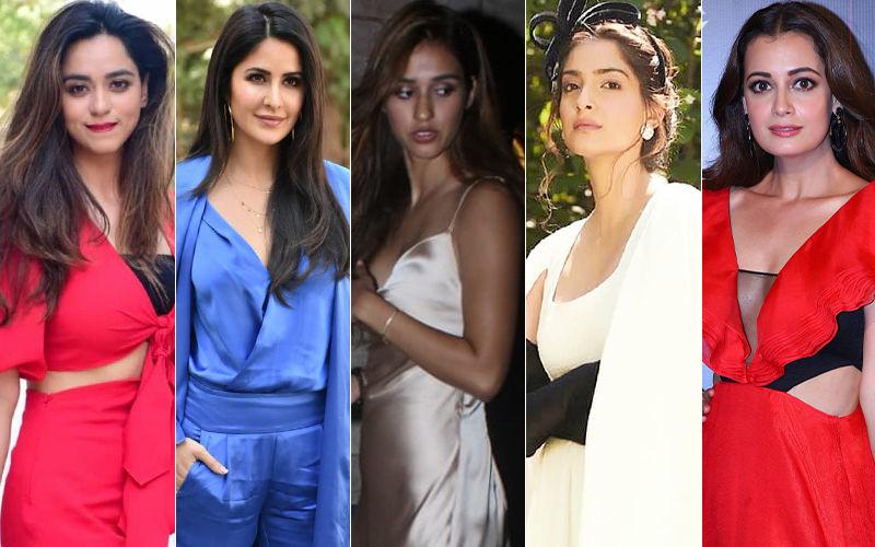 STUNNER OR BUMMER: Soundarya Sharma, Katrina Kaif, Disha Patani, Sonam Kapoor Or Dia Mirza?