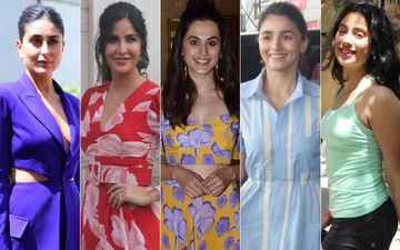 STUNNER OR BUMMER: Kareena Kapoor Khan, Katrina Kaif, Taapsee Pannu, Alia Bhatt Or Janhvi Kapoor?