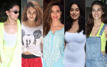 STUNNER OR BUMMER: Deepika Padukone, Disha Patani, Soundarya Sharma, Janhvi Kapoor Or Kriti Sanon?