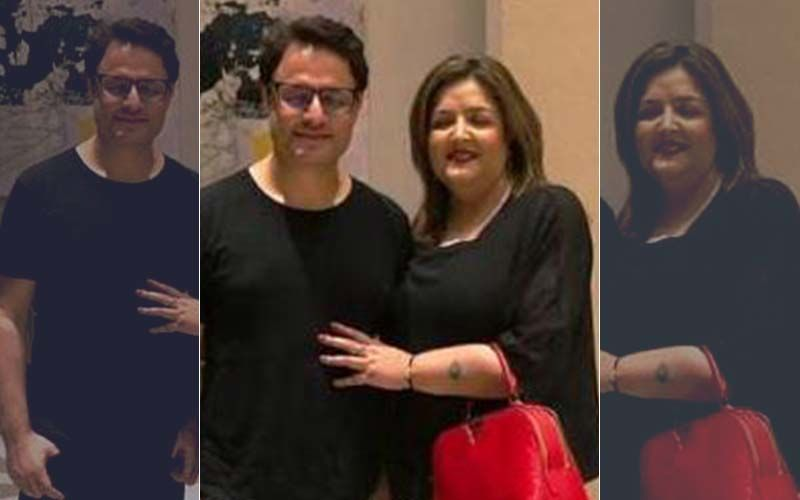 Sunaina Roshan's Boyfriend Ruhail Amin Is Already Married With Kids: Report