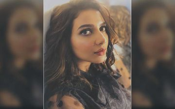 Subhashree Ganguly Looks Hot In Black Dress, Shares Pics At Instagram