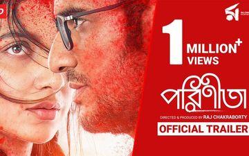 Subhashree Ganguly, Ritwick Chakraborty's Starrer Parineeta Film Trailer Reaches 1 Million Views