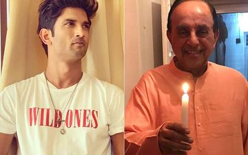 Sushant Singh Rajput Death: Subramanian Swamy Lists Out 24 Points Supporting Murder Theory Including 'No Froth From Mouth Or Tongue Protrusion'