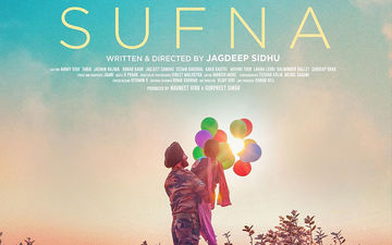 Sufna: Ammy Virk Shares The First Look Poster Of The Film