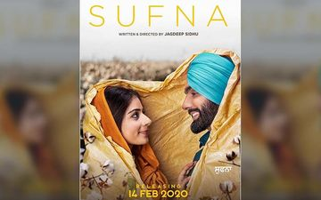 Sufna First Poster Featuring Ammy Virk, Tania Released On Instagram