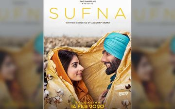 Sufna Trailer OUT: Ammy Virk And Tania Are Drenched In Love In This Romantic Saga - View Video