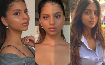 Suhana Khan Is In Love With Her Delicate Diamond Drop Choker And She Never Ever Takes It Off; These Pics Are Proof