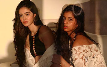 Suhana Khan And Ananya Panday Dance Like No One's Watching- Video Alert