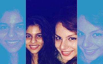 PICS: Shah Rukh Khan's Daughter Suhana Khan Partying With Ex-Bigg Boss Contestant Nitibha Kaul