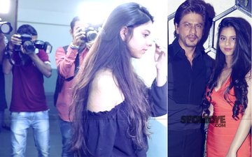 SHAME! Why Is The Paparazzi Hounding Shah Rukh Khan's Daughter Suhana Khan?