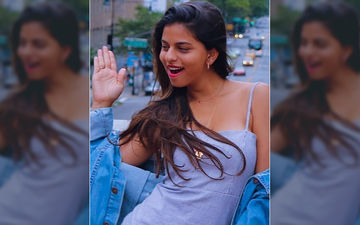 Shah Rukh Khan's Daughter Suhana Khan's Latest Viral Snap Is Simply WOW!