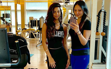 Suhana Khan Takes Belly Dancing Lessons; Is SRK's Li'l Girl Getting Bollywood Ready? PIC