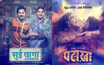 Sui Dhaaga And Pataakha Box-Office Collection: जानिए दूसरे दिन बॉक्स ऑफिस पर किसका बजा डंका