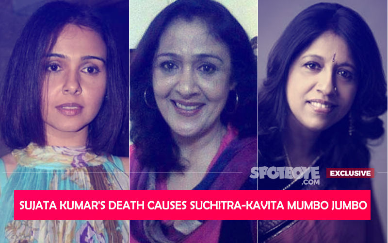 On Her Sister Sujata Kumar's Death, A Man Thinks 'Suchitra Krishnamoorthi Has Died'! He Texts Her, 'Kavita, Be Bindaas'!