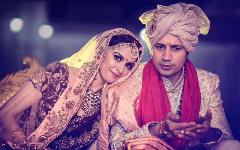 Sumeet Vyas & Ekta Kaul's Wedding Pics: Gorgeous Clicks Of The Stunning Couple
