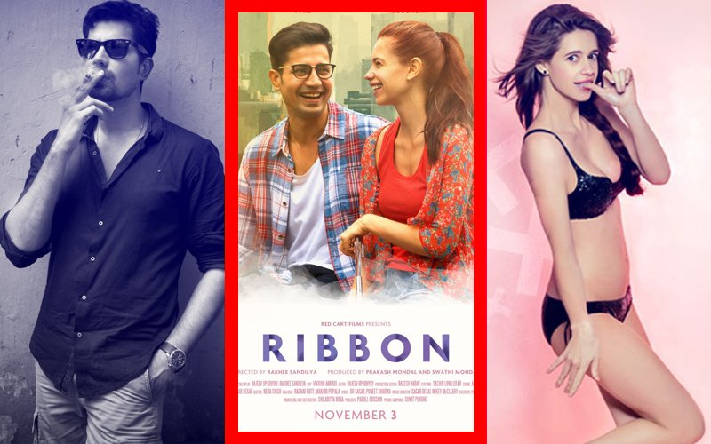 Ribbon Poster: Look Out For Kalki Koechlin & Sumeet Vyas's Quirky Chemistry