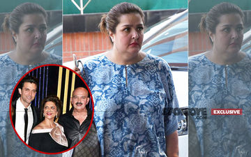 "Sunaina Roshan Denies Being Hospitalised; Says, ""I Am Okay!"""
