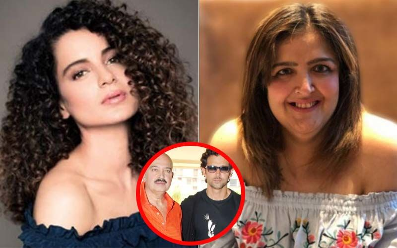 Sunaina Roshan To Meet Kangana Ranaut Today; Wants Actress To Rescue Her From The Roshans