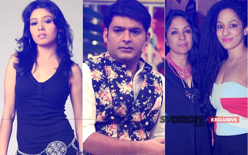 LATEST FROM KAPIL SHARMA'S SET: Sunidhi Chauhan Shoot CANCELLED, Neena Gupta-Masaba SUMMONED & DROPPED
