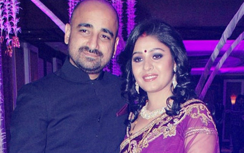 Sunidhi Chauhan & Hitesh Sonik Blessed With A Baby Boy!