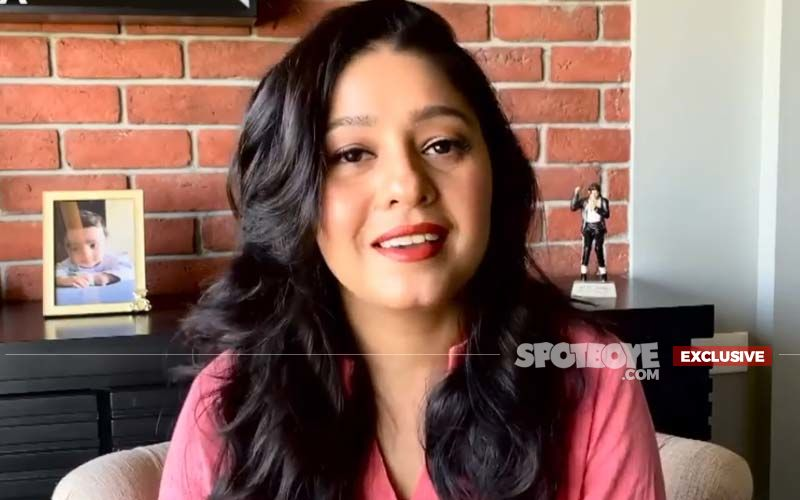 Sunidhi Chauhan On Lending Her Voice For Indie Music: 'Now That I Have Got The Taste Of It, I Want To Explore That'-EXCLUSIVE