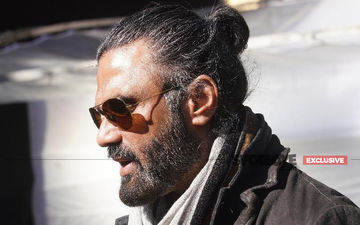 LEAKED: Suniel Shetty's FIRST PICTURE As The Stylised Villain From Rajinikanth Starrer Darbar Right Here- EXCLUSIVE