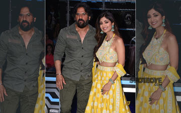 Suniel Shetty Has A Blast On Super Dancer 3; Actor's Camaraderie With Shilpa Shetty Will Remind You Of Dhadkan Days
