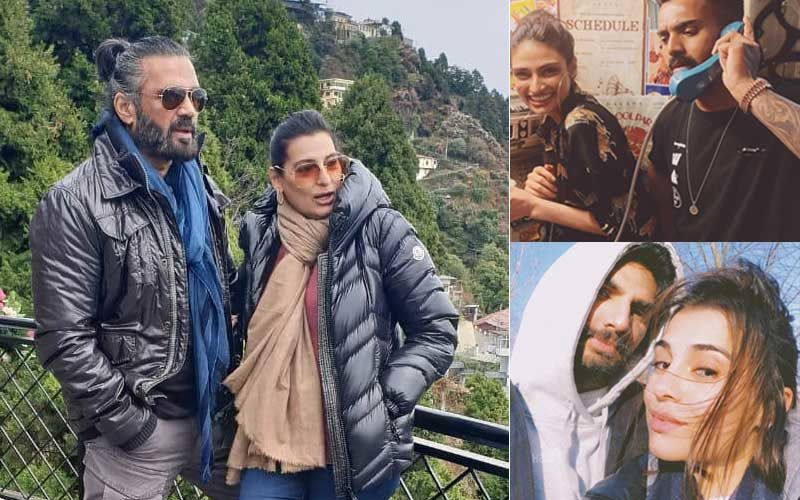 Suniel Shetty Says, 'Love Ahan's Girlfriend And Love Whom Athiya Is Seeing'; Did He Hint At KL Rahul?